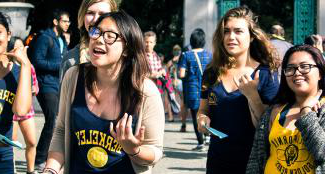 UC berkeley Students
